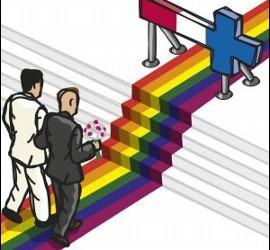 Oposición de la Iglesia francesa a las bodas gays