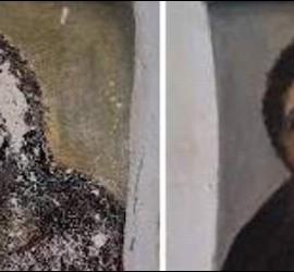 O 'Ecce Homo' supostamente restaurado Borja