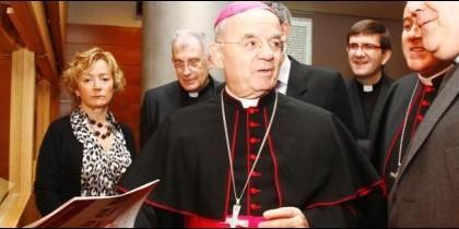 El Nuncio en España, Renzo Fratini