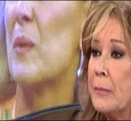 Captura de Mila Ximénez en 'Sálvame'.