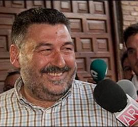 Pedro Acevedo, alcalde de Los Yébenes.
