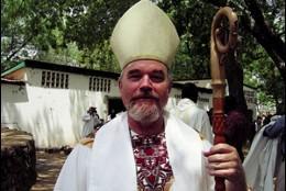 Miguel Angel Sebastián, obispo de Chad