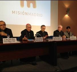 Rouco, en la presentación de Misión Madrid