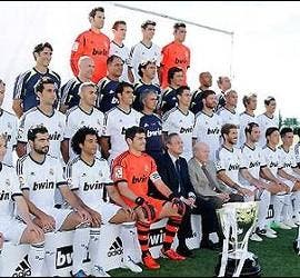 El Real Madrid de la temporada 2012-2013.