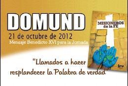 Domund 2012