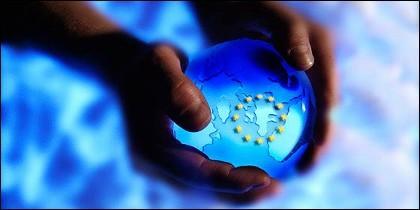 Europa, Unión Europea, UE y Viejo Continente.