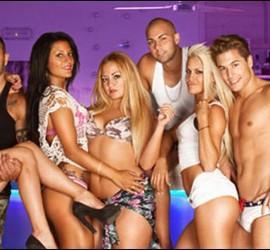 Foto promocional de 'Gandia Shore', reality de MTV.