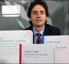 Ignasi Moreta, responsable de Fragmenta Editorial
