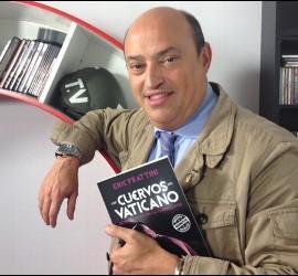 Eric Frattini, autor de 'Los Cuervos del Vaticano'