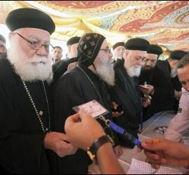 La Iglesia copta elige hoy a su nuevo Papa