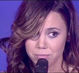 Sharay Abellán, concursante de 'La Voz' .