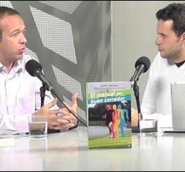 Javier Serrano y Roberto Marbán.