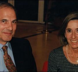 Cristina y su marido