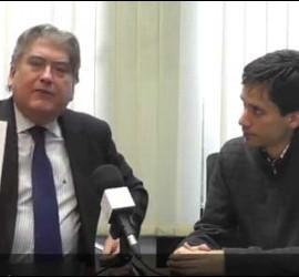 Xavier Horcajo, periodista de Intereconomía