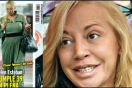 Belén Esteban en dos portadas de la revista 'QMD!'