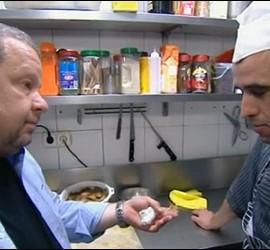 Captura de Alberto Chicote del episodio 6 de 'Pesadilla en la cocina'.