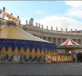 Circo en el Vaticano