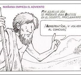 Adviento en Cortés