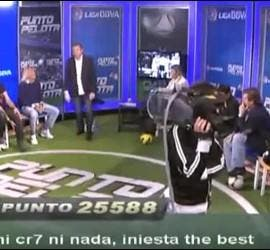Josep Pedrerol abandona 'Punto Pelota'.