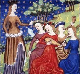 Las mujeres en la Edad Media