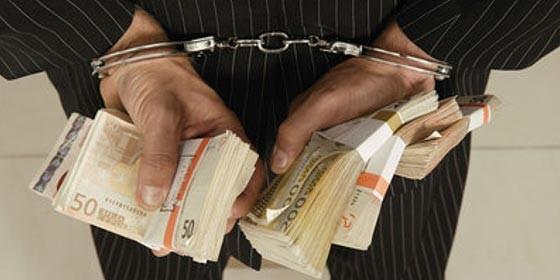 Dinero, chantaje, corrupcion, soborno.