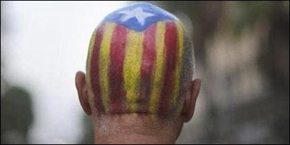 Cataluña, independentismo catalán, estelada, CiU y ERC.
