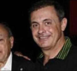 Jordi Pujol y su hijo primogényo, Jordi Pujol Ferrusola.