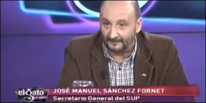 José Manuel Sánchez Fornet.