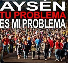 Movimiento social Aysén: 'Tu problema es mi problema'