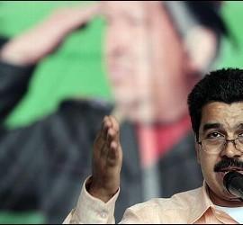 Nicolás Maduro, vicepresidente de Venezuela