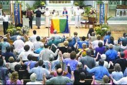 Las misas gays en Londres