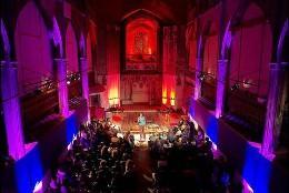 La 'iglesia atea' de Londres