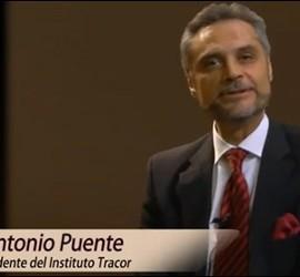 José Antonio Puente, presidente del Instituto Tracor.