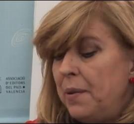 Rosa María Artal, periodista y escritora.