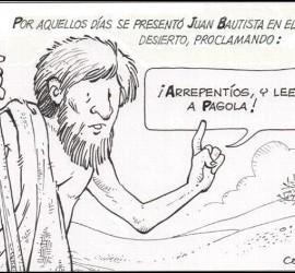 El Bautista y Pagola