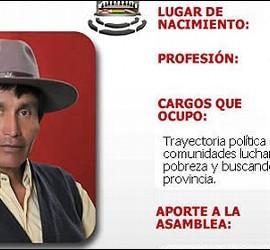 Domingo Alcibia.