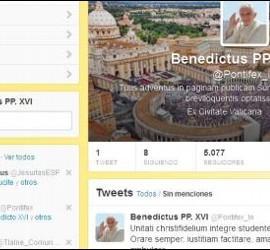 El Papa se estrena en latín