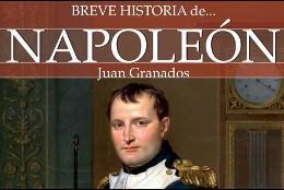 Portada de 'Napoleón' de Juan Granados.