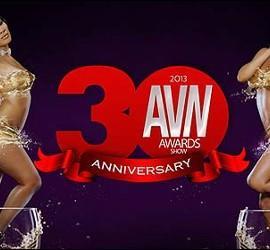 Los premios AVN al cine porno.