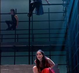 'Los  Cenci' en el Teatro Español