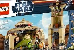 La maqueta de Lego que provocó la polémica