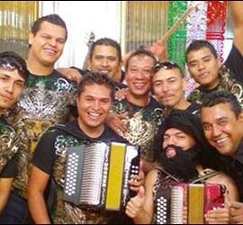 Los músicos del grupo Kombo Kolombia.