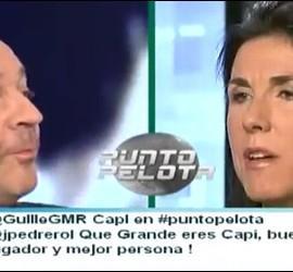 Frederic Hermel y Cristina Cubero.