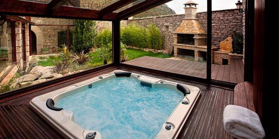 Ideas para un san valent n rural relax visitas for Hoteles rurales de lujo