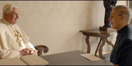 """El Papa renuncia: """"Ya no tengo fuerzas"""" [Peter Turkson será el proximo y ultimo Papa, y luego el Falso Profeta del Apocalipsis] Nicobene_560x280"""