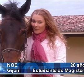 Noelia, concursante de Gh14'