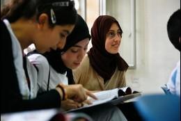 Estudiantes musulmanas en España