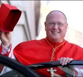 El cardenal 'papable' Timothy Dolan