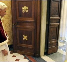 La renuncia del Papa