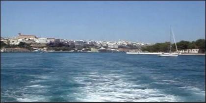 Puerto de Maó